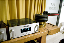 Audio Research, Wilson Audio, Kuzma