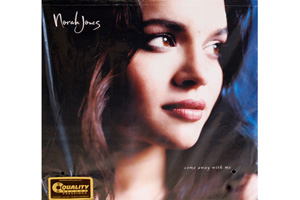 Ingrandisci immagine come awy with me, Norah Jones