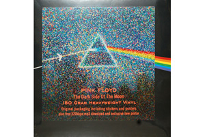 Ingrandisci immagine The Dark Side of the Moon, Pink Floyd