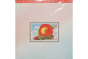 Ingrandisci immagine Eat a Peach, The Allman Brothers Band