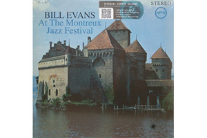 Ingrandisci immagine BILL EVANS At The Montreux Jazz Festival, Bill Evans
