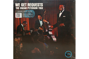 Ingrandisci immagine We Get Requests, Oscar Peterson Trio