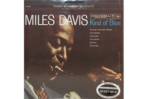 Ingrandisci immagine Kind of Blue, Miles Davis