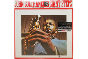Ingrandisci immagine Giant Steps, John Coltrane