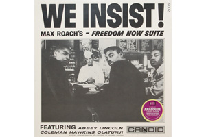 Ingrandisci immagine We insist !, Max Roach