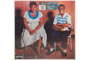 Ingrandisci immagine Ella and Louis, Ella Fitzgerald Louis Armstrong