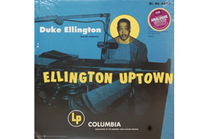 Ingrandisci immagine ELLINGTON UPTOWN, Duke Ellington