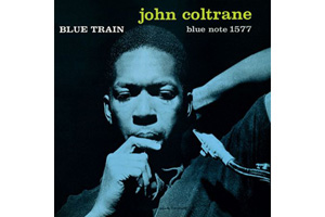 Ingrandisci immagine BLUE TRAIN, John Coltran