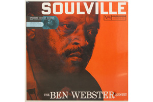 Ingrandisci immagine Soulville, Ben Webster
