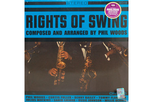 Ingrandisci immagine Rights of swing, Phil Woods