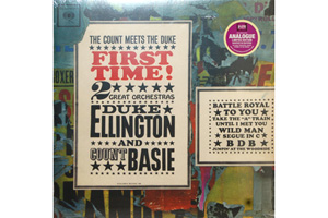 Ingrandisci immagine First Time, Duke Ellington Orchestra Count Basie Orchestra