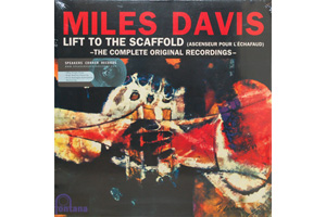 Ingrandisci immagine Lift to scaffold, Miles Davis
