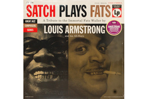 Ingrandisci immagine Satch plays fats, Louis Armstrong