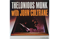 Visualizza immagine with John Coltrane, Thelonius Monk John Coltrane