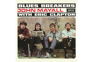 Ingrandisci immagine  BLUES BREAKERS, Mayall with Clapton
