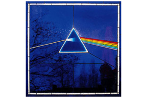 Ingrandisci immagine The dark side of the moon , Pink Floyd