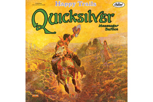 Ingrandisci immagine Happy Trail, Quicksilver Messenger Service