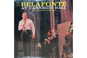 Visualizza la recensione - Harry Belafonte Live at Carnegie Hall