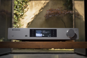 Ingrandisci immagine Cambridge Audio CXN