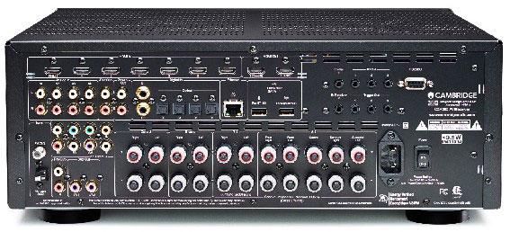 AV Cambridge Audio CXR 200 Black