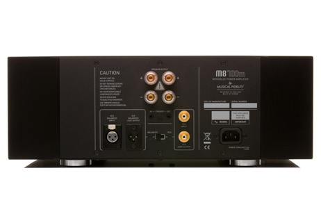 Musical Fidelity M8-700m