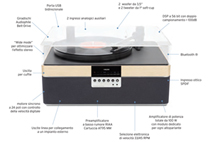 Visualizza il prodotto - Plus Audio The +Record Player