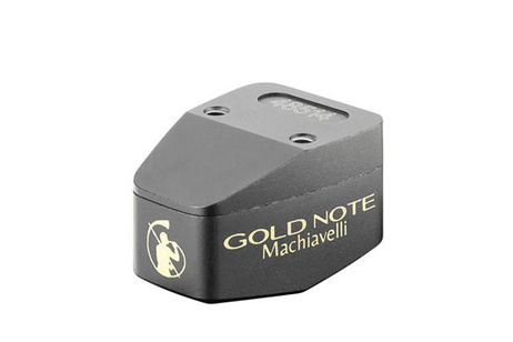 Gold Note Machiavelli Gold MkII
