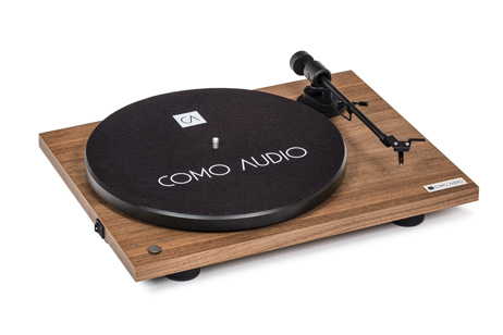Como Audio Turntable BT