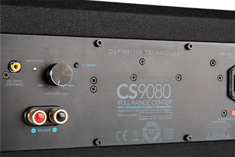 Definitive Technology CS9080