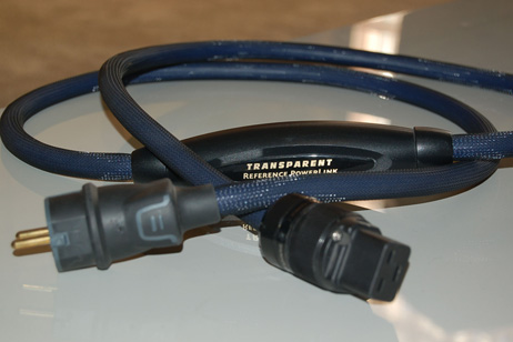 Transparent Audio Reference Power Cord