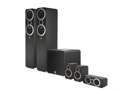 Q Acoustics 3050i Plus Cinema Pack