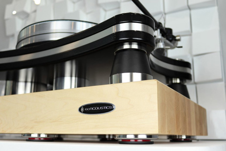 IsoAcoustics Delos Maple