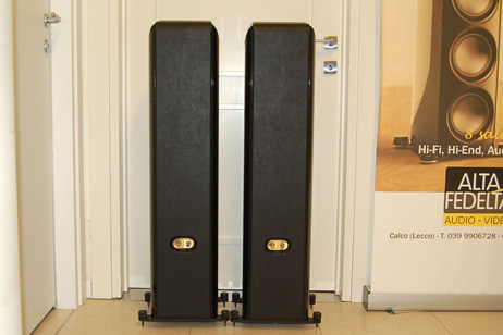 Sonus Faber Grand Piano Home